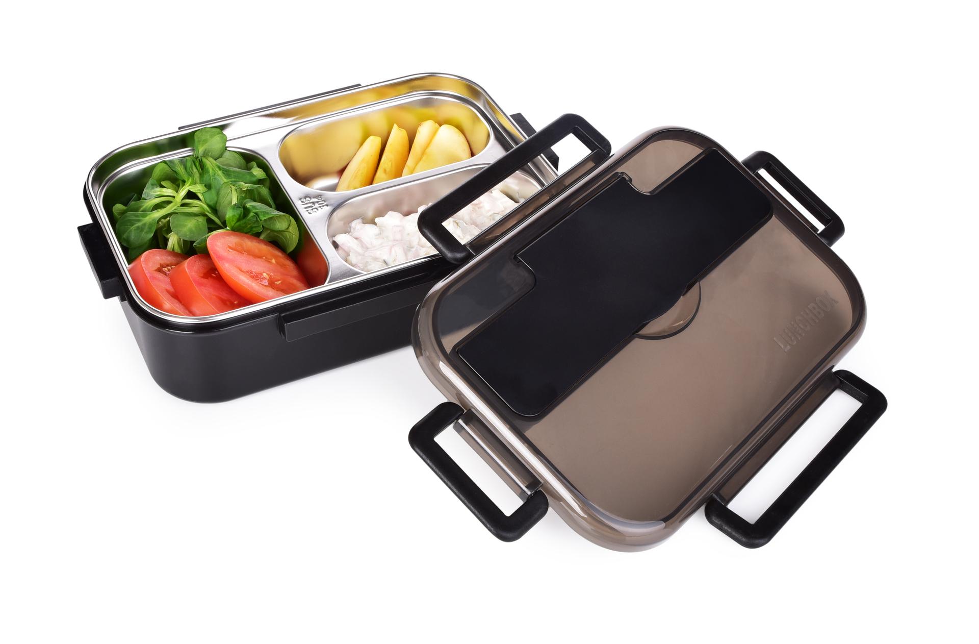 3v1 NEREZ JÍDLOTRANSPORTÉR, BENTO BOX na přenášení jídla