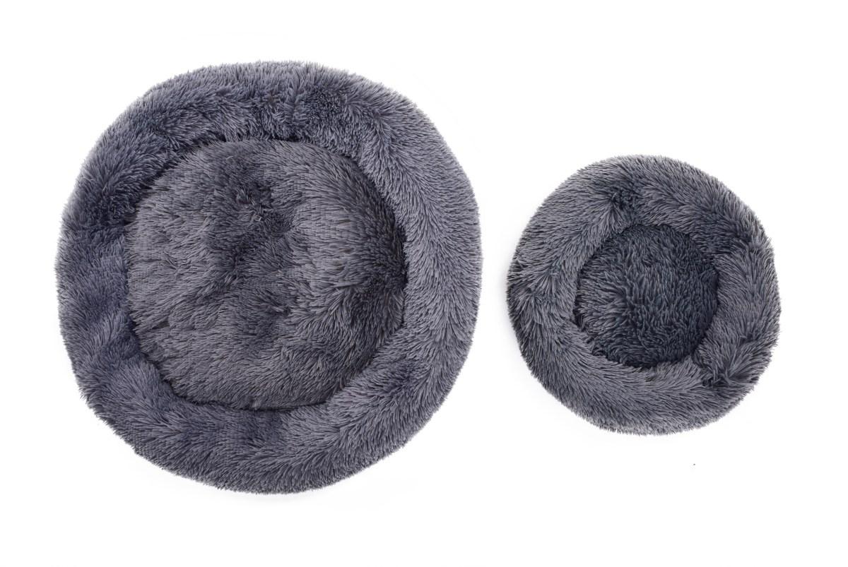 Polstrovaný pelíšek z jemného LAGOON VELVET materiálu