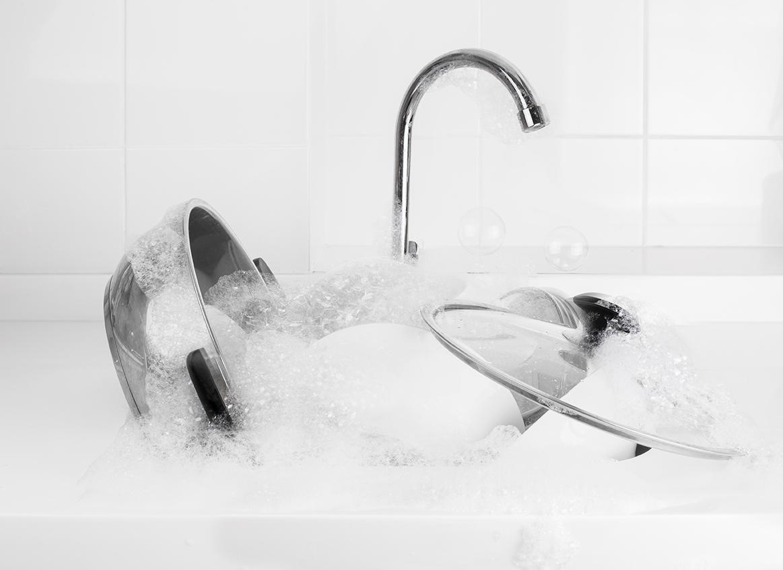SADA 1+1 Aktivní EKO pěna na ruční mytí nádobí AQUATIX EcoFoam bergamot & lemon