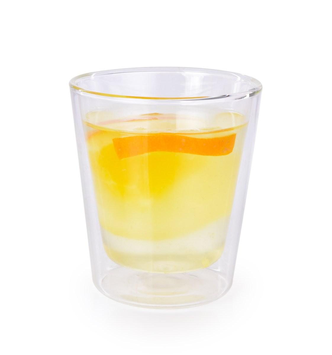 230 ml dvoustěnná TERMO sklenice BOROSIL DOUBLE-GLASS