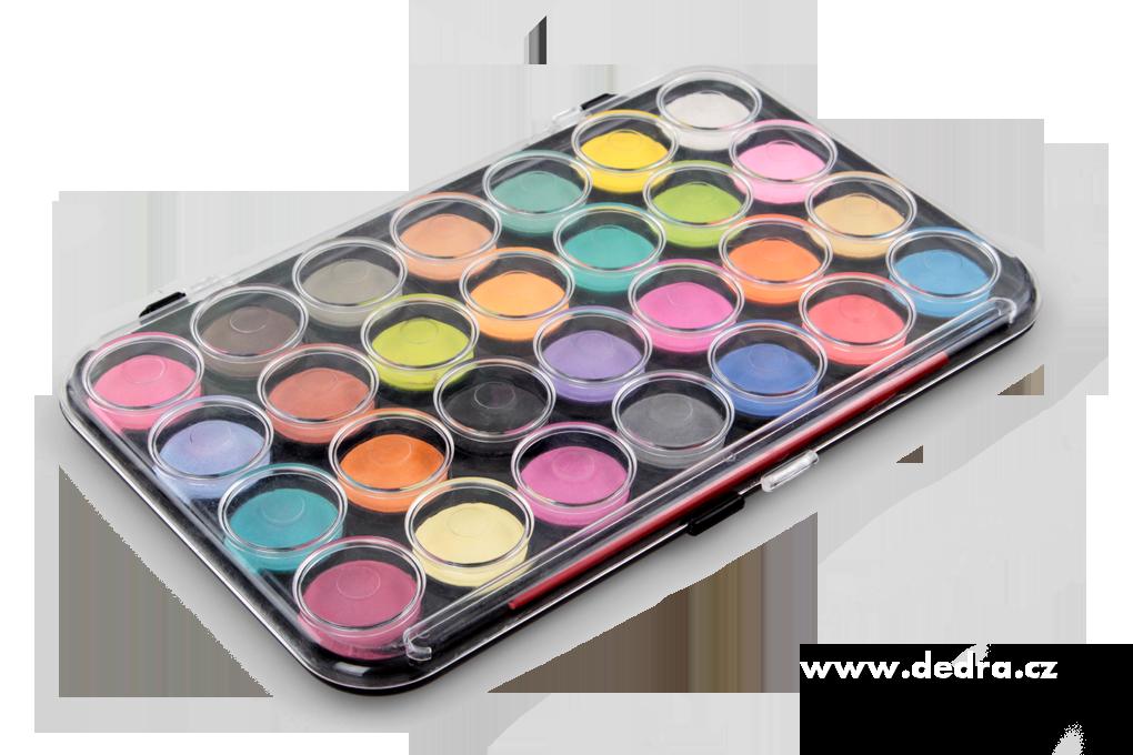 28 barev VODOFFKY, XXL balení