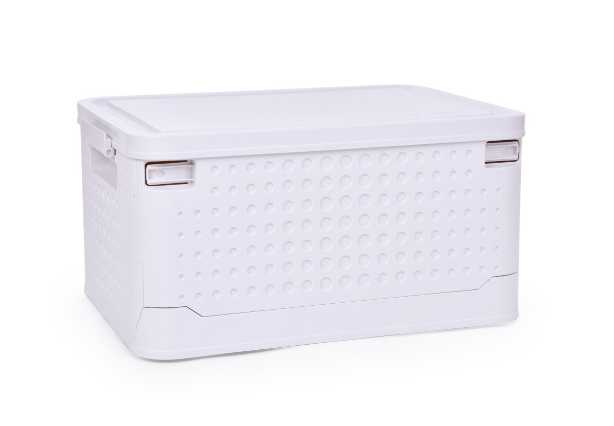 Skládací úložný box s víkem STORAGE BOX