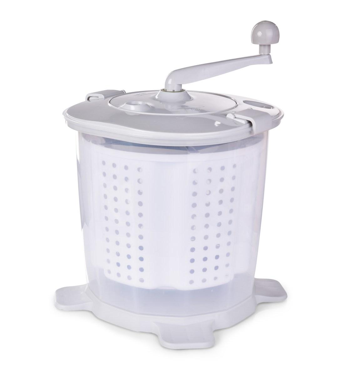 Dedra 2v1 mobilní ruční Pračka & Odstředivka