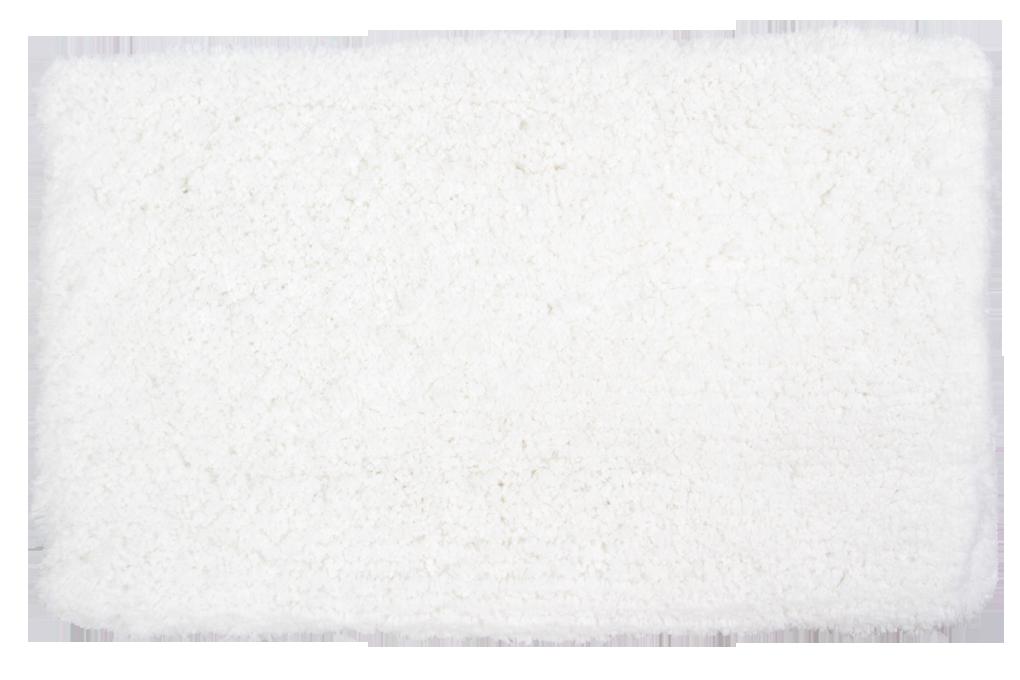 Koupelnová předložka LAGOON, 50x80 cm bílá