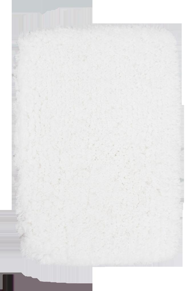 Koupelnová předložka LAGOON, 40x60 cm bílá