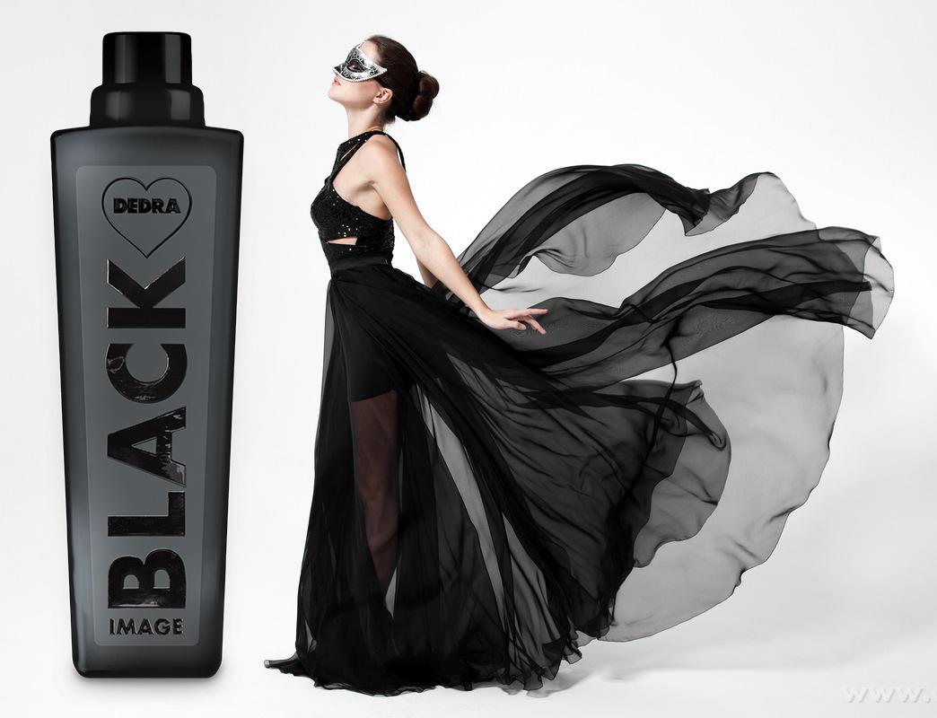 EKO prací gel na černé a tmavé prádlo, BLACKIMAGE® ECOSENSITIVE