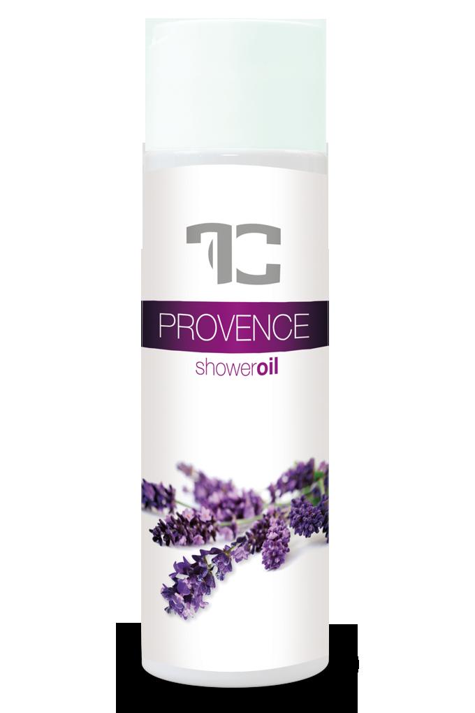 Sprchový olej, provence