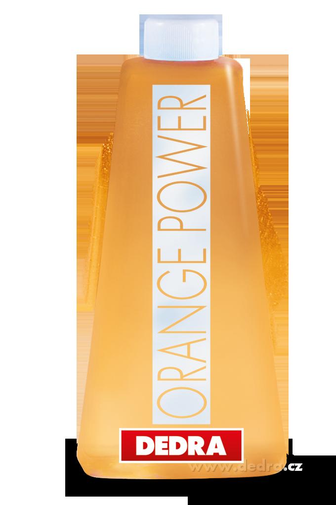 ORANGE POWERna všechny podlahy500 ml