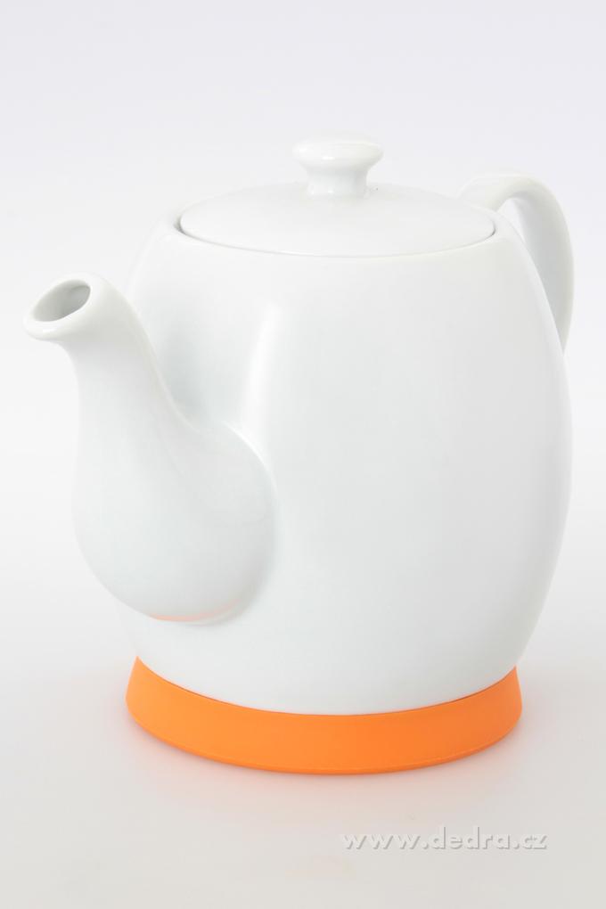 Porcelánová konvice