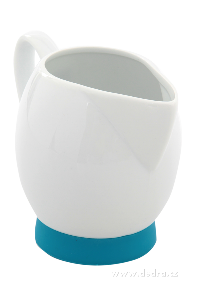 Porcelánová mléčenka, tyrkysová