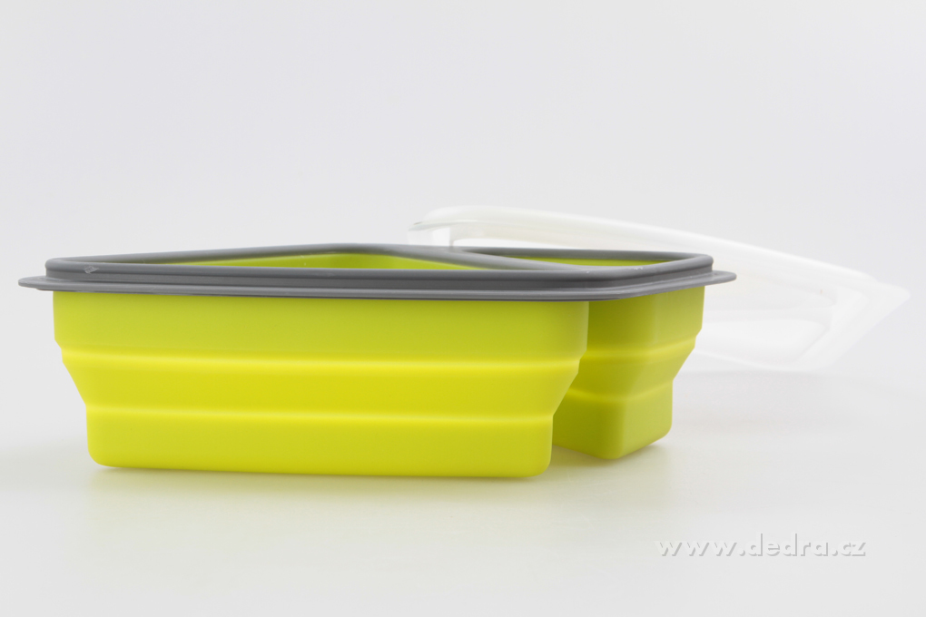 SILICONE FOOD BOX, potravinový box