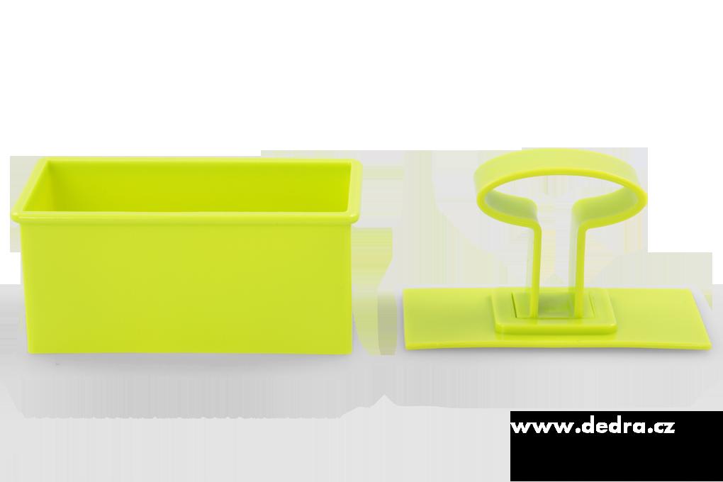 DA6265-3ks formičky na predjedlá a prílohy, obdĺžnikové
