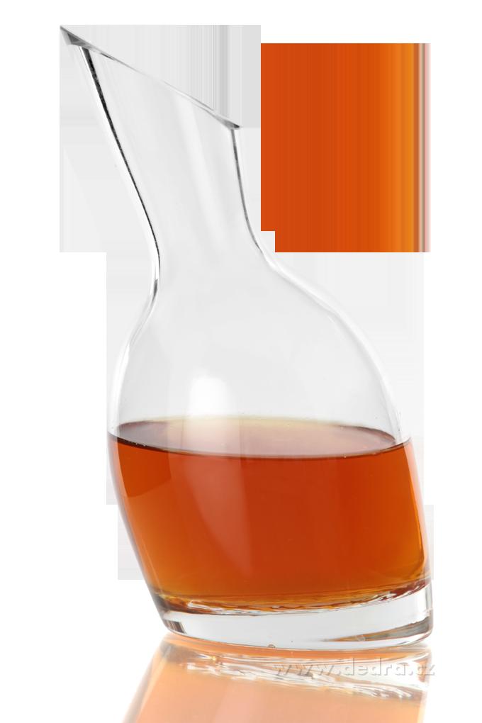 Skleněná karafaobjem 625 ml