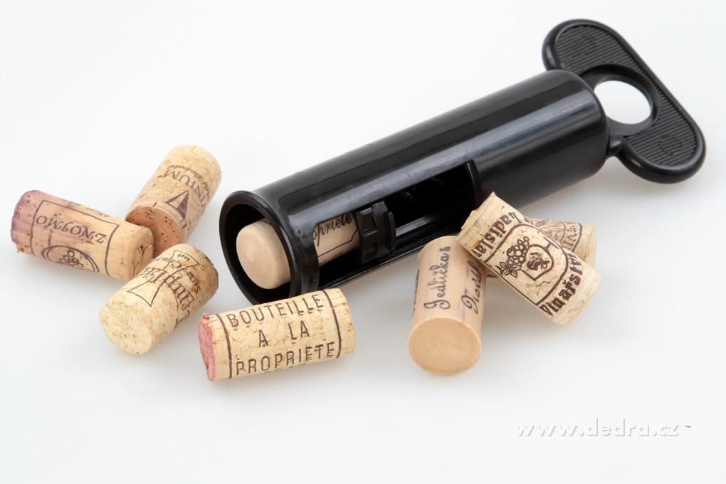 KORKOTVÍRÁK® pohodlný otvírák na zátky od vína