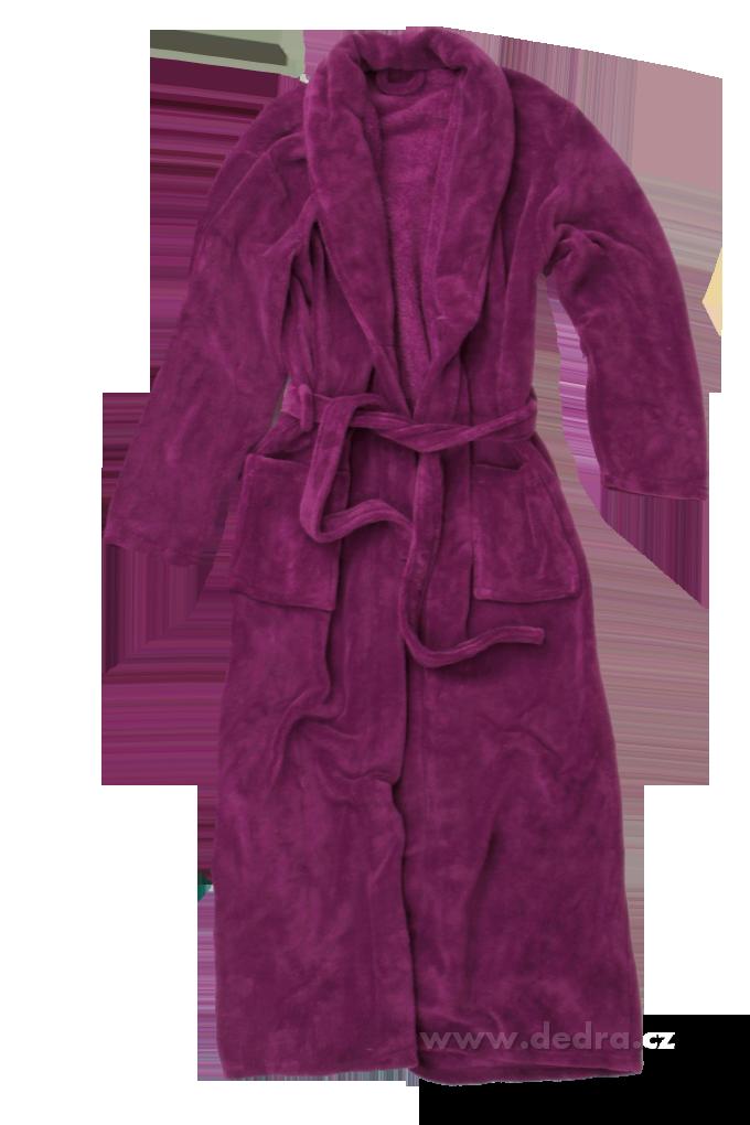 LAGOONdlouhý župan fialový
