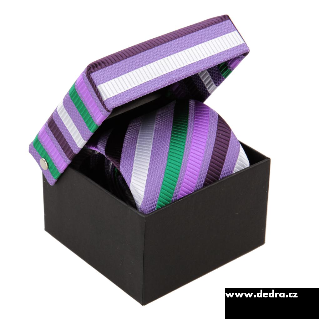 Etienne pánská, hedvábná kravata