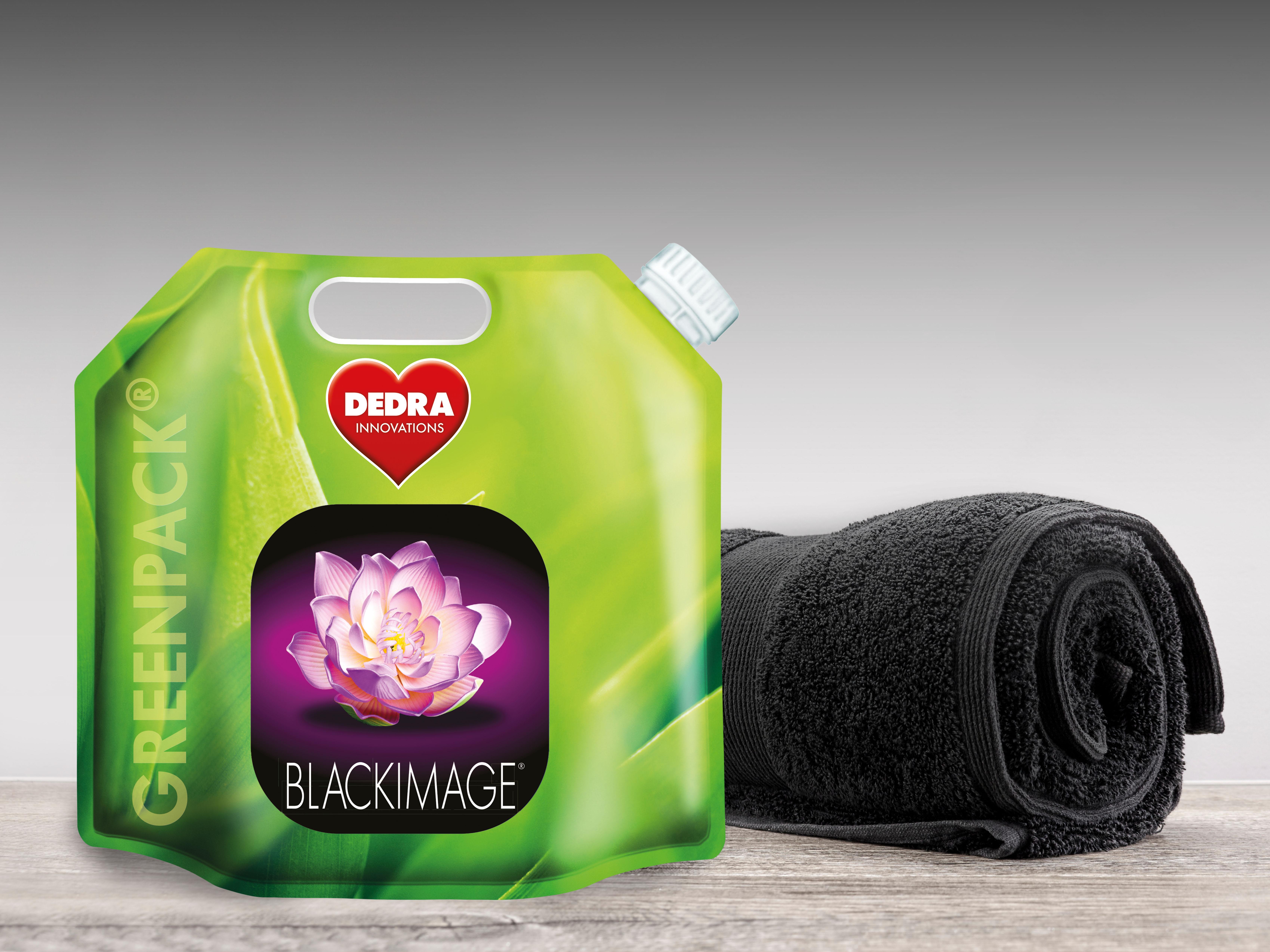 BLACKIMAGE gel 55 praní GREENPACK  na černé a tmavé