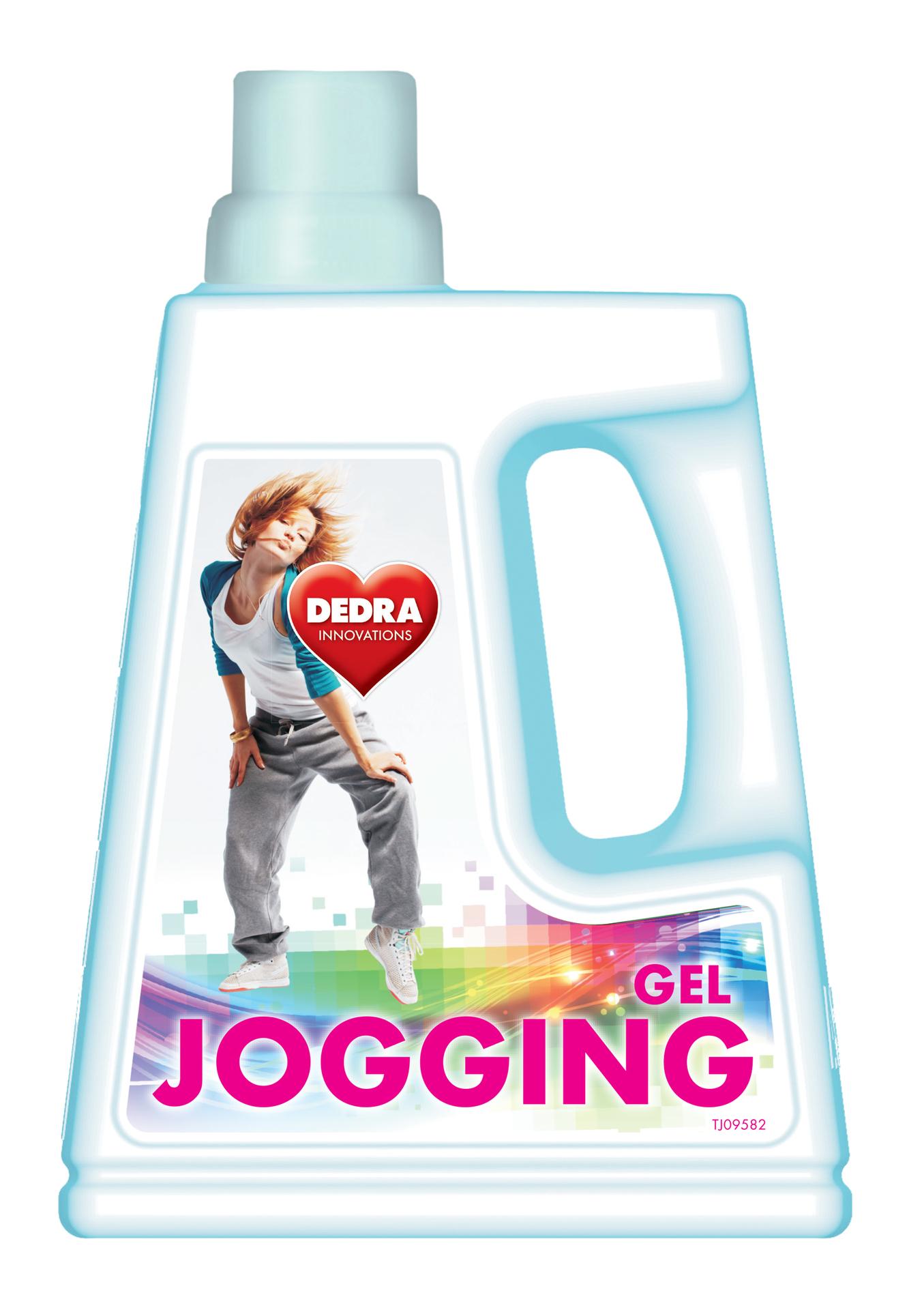 Na praní sportovního prádla s dezodorační složkou, JOGGING 2v1