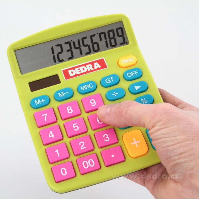 Kalkulačka, pro REBELY