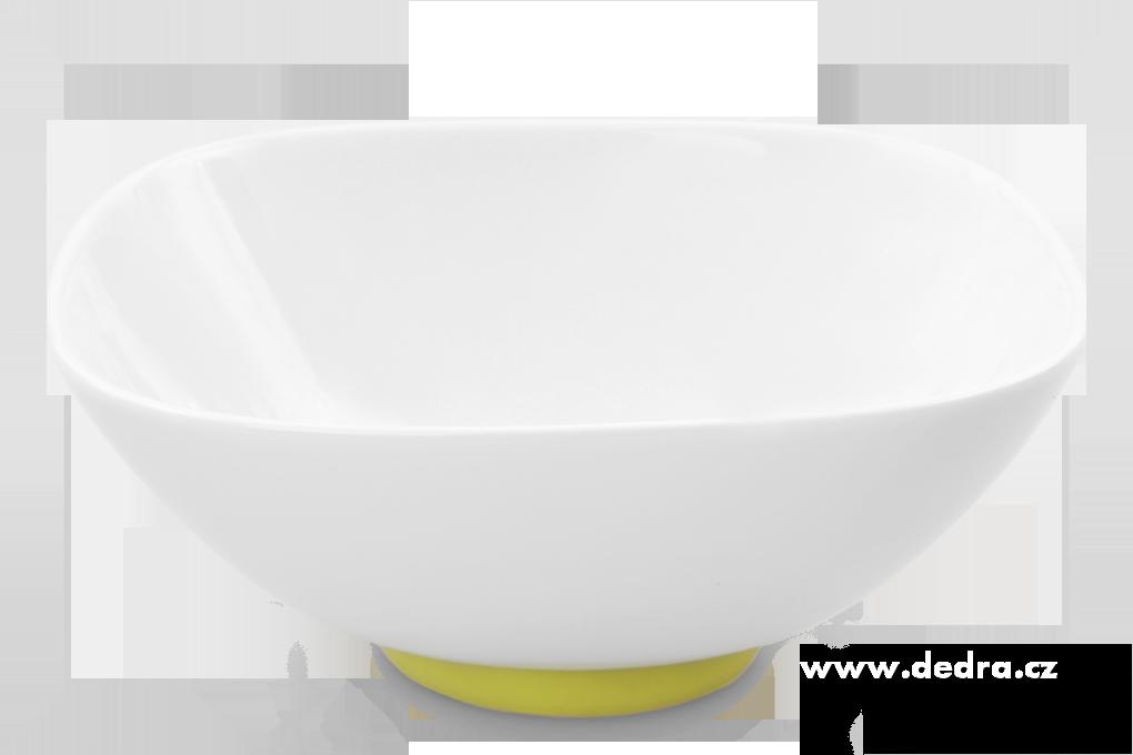 """Porcelánová mísa""""XL"""", 1400 ml,jasně zelená"""