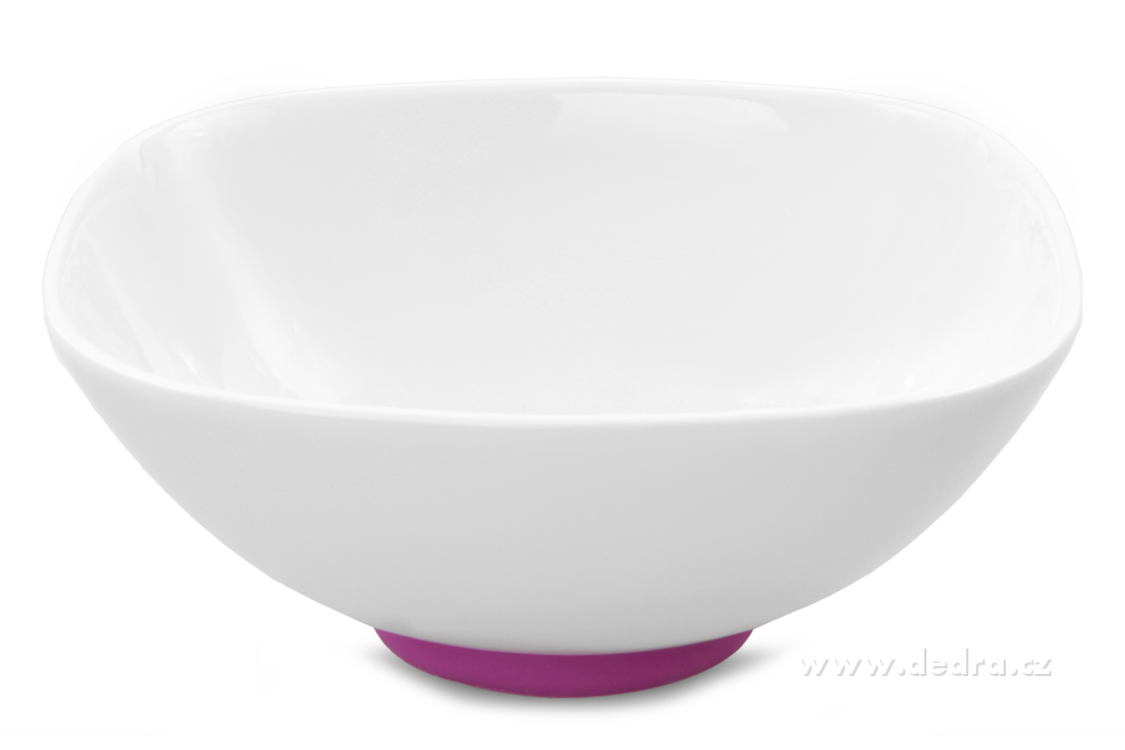 """Porcelánová mísa""""XL"""", 1400 ml, fuchsiová"""