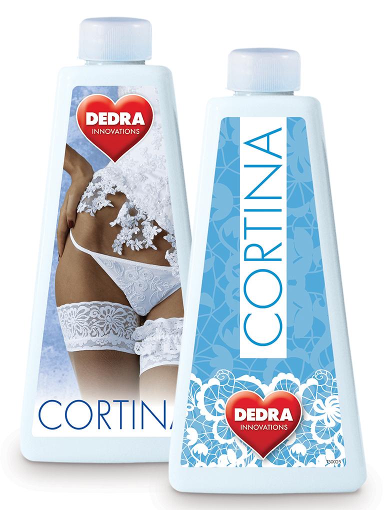 CORTINA 500 ml+ kondicionér500 ml zdarma