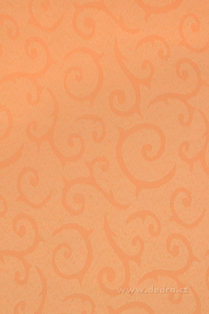 Ubrus na stůl140 x 140 cmmandarin oranžový