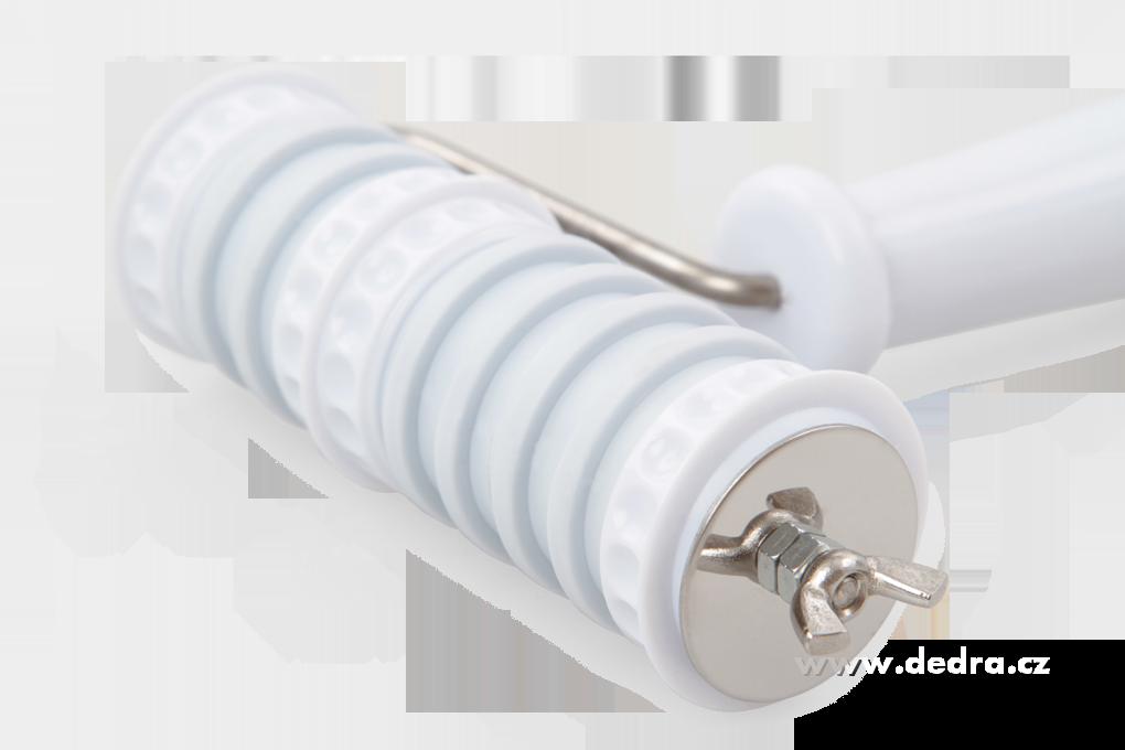 DA7072-VALČEK na pruhy a pásky z poťahovacie hmoty a marcipánu