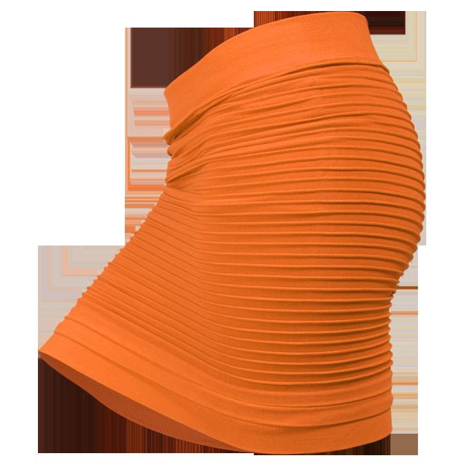 Maribel 2v1 minisukně nebo top oranžová