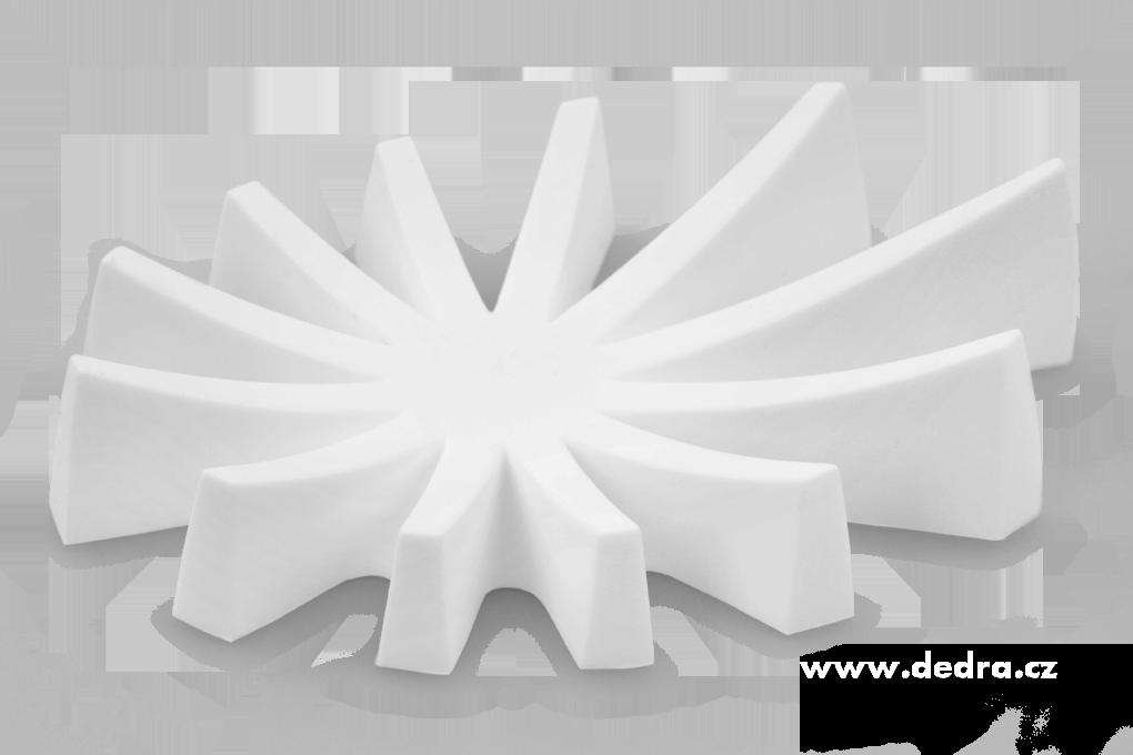 Mýdlovník bílý, stojan na tuhá mýdla
