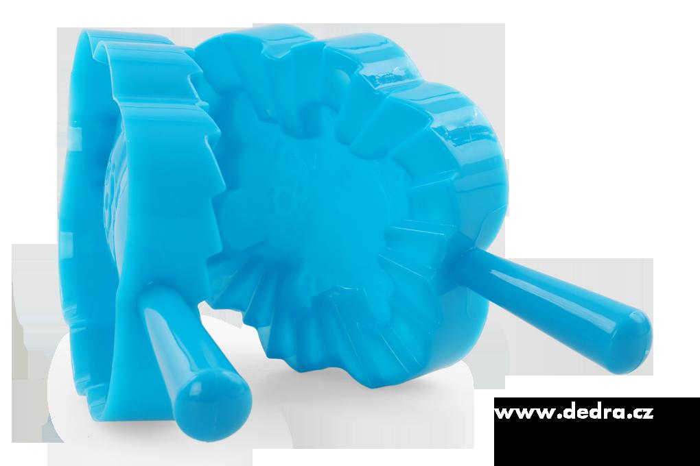 DA71604-Forma taštičkátor- pirohátor, medvedík tyrkysová