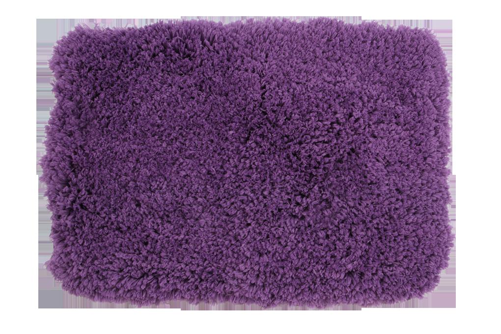 Koupelnová předložka LAGOON, 40x60 cm levandulová