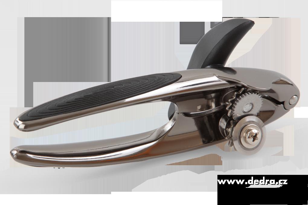 DA7222-Celokovový otvárač na konzervy