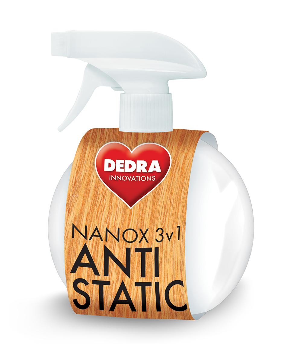 NANOX ANTISTATIC leštěnka na nábytek s antistat. účinkem