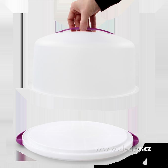 DA7394-XXL Vodnesdort na vysoké a zdobené torty priemer 39 cm