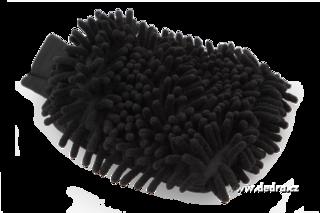 Uniwersalna rêkawiczka czyszcz±ca SASANKA(R) czarna