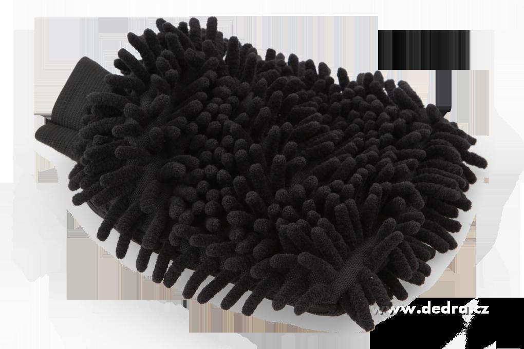 Univerzální čistící rukavice SASANKA  černá