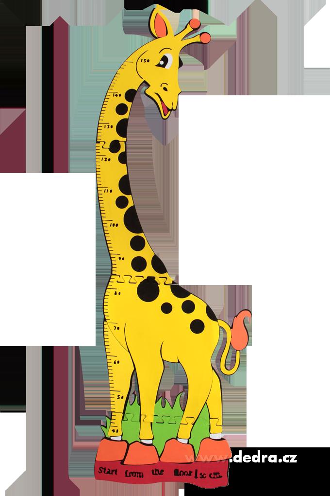 BABY METR, veselá žirafa