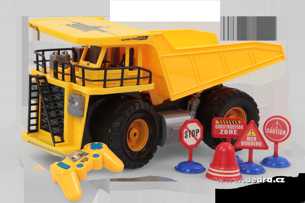 XXL nákladní auto, na dálkové ovládání