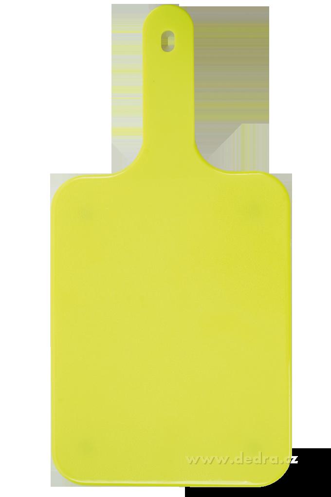 XL krájecí prkénko, jasně zelené