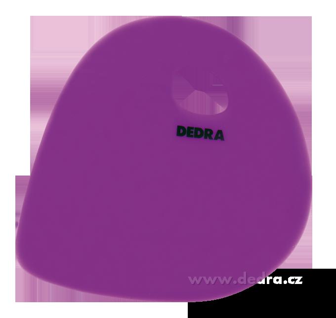 Silikonová stěrka fialová