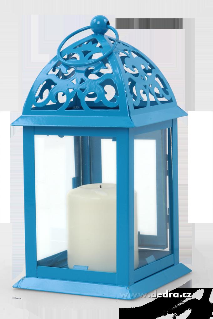 Barevná kovoválucerna - modrá