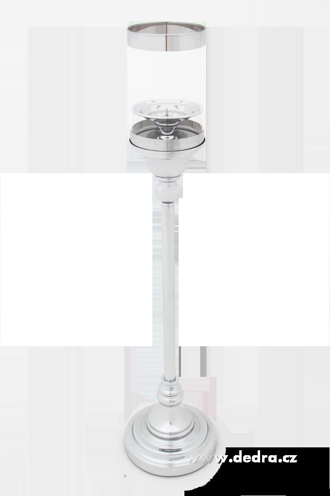 Solitérní svícen, výška 79 cm