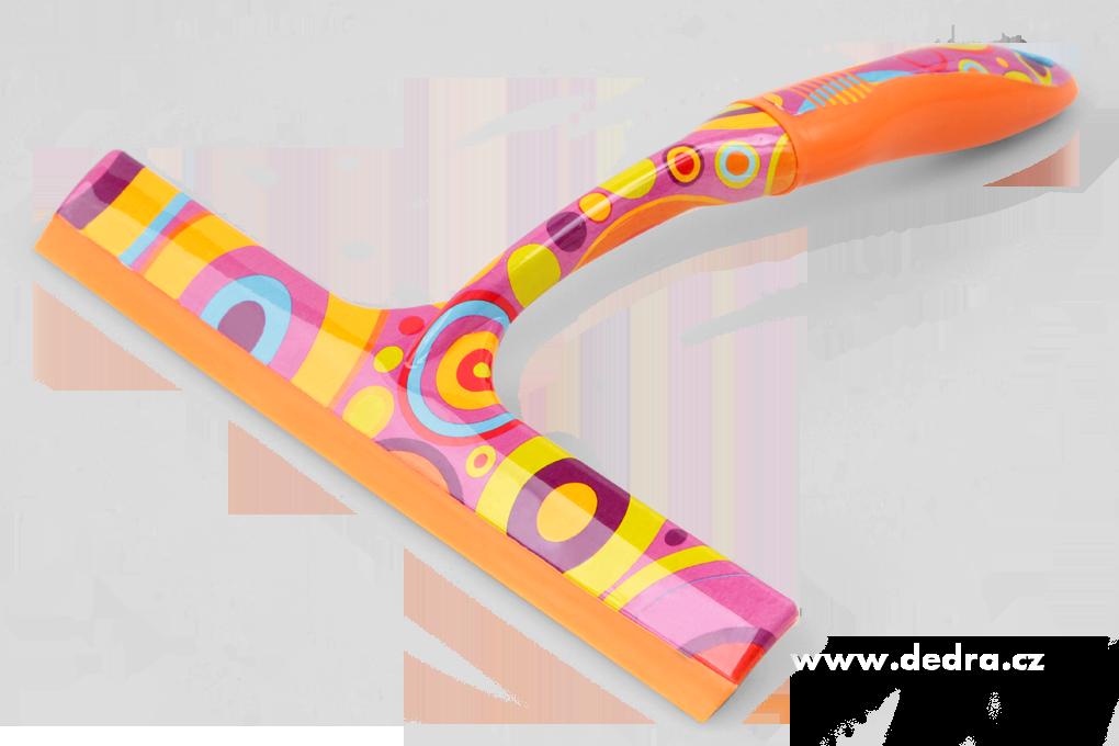 DA7503-FUNNY stierka na okná, sprchovacie kúty, 24 cm