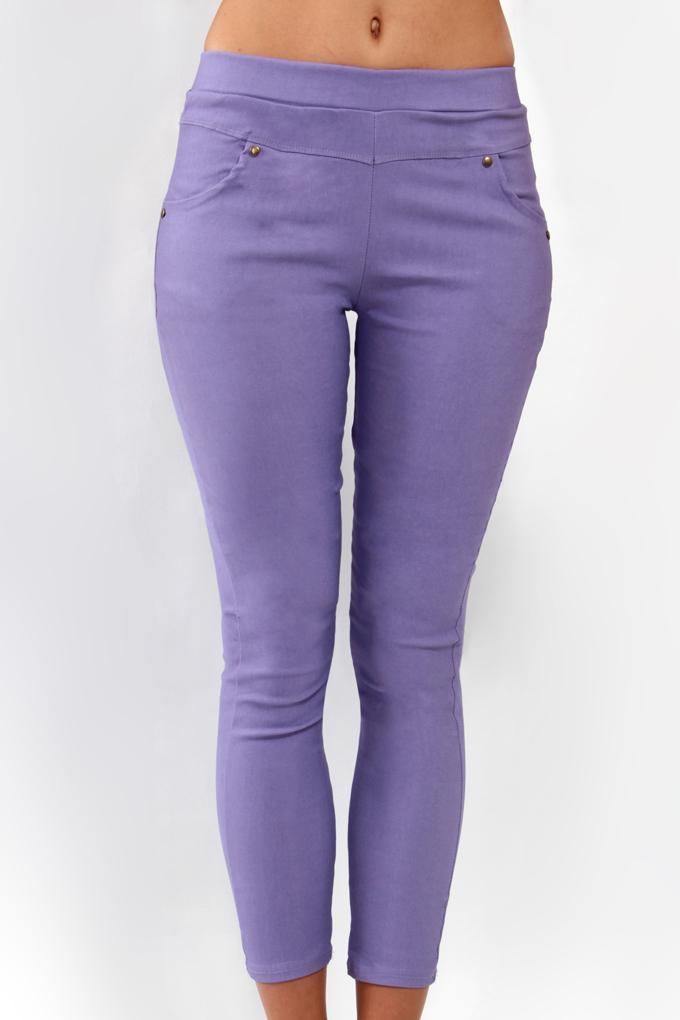 NADIA elastické kalhoty