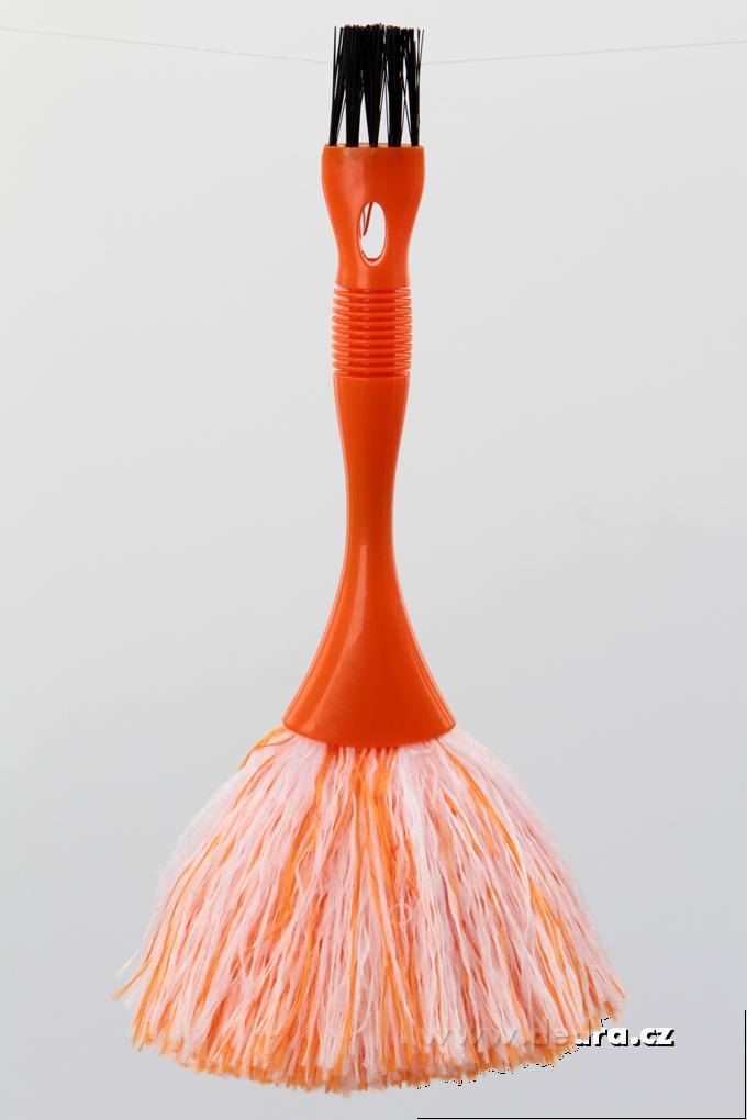 PRACHOVKA 2v1, oboustranná, oranž.