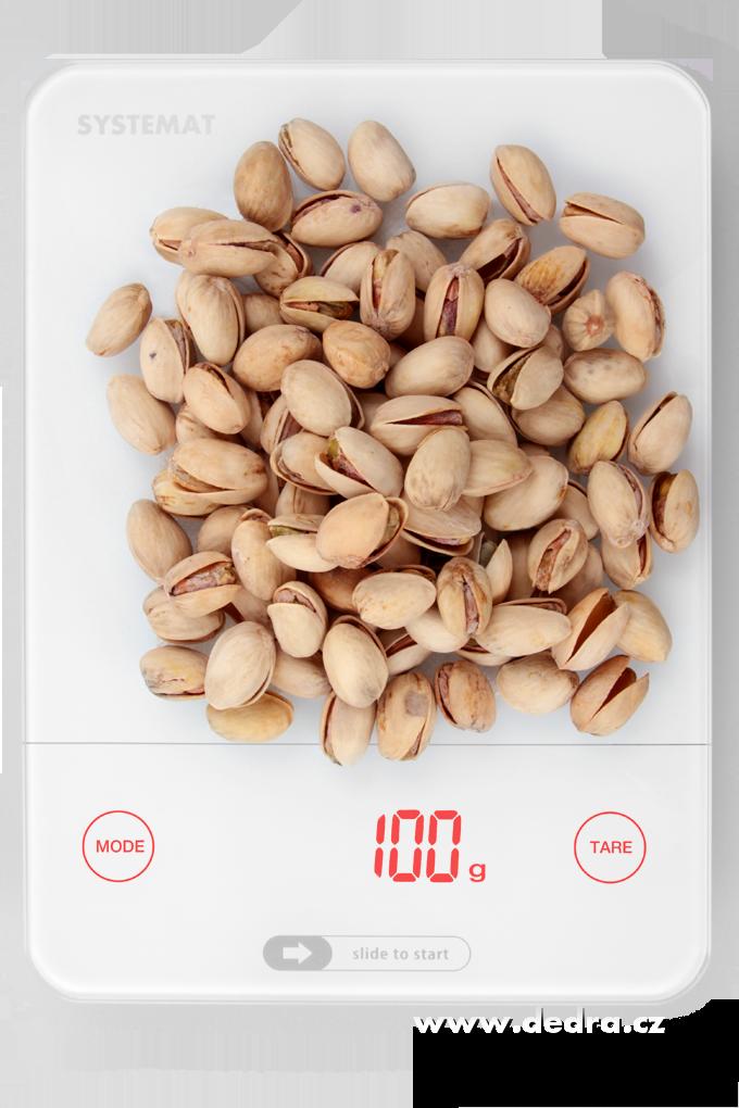 EL7595-Kuchynská digitálna váha s dotykovým displejom Systémy