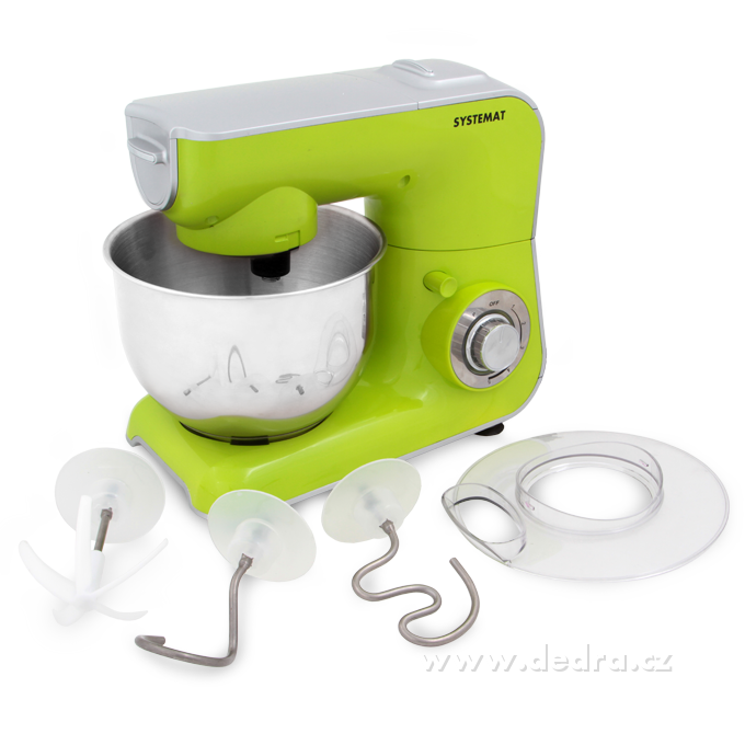 PLANETARIO BASIC multif.kuchyň.robot jasně zelený