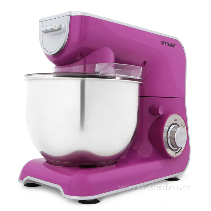 PLANETARIO BASIC multif.kuchyň.robot fialový