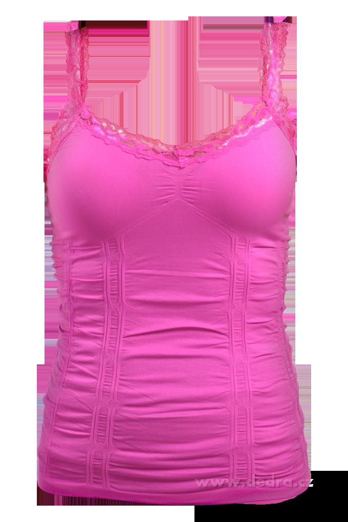 MAUVE pink, tílko/top